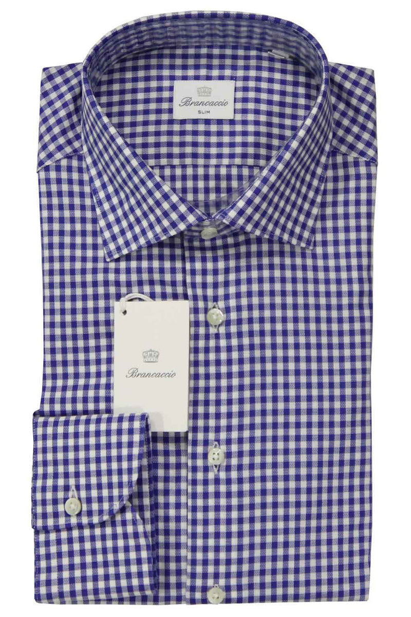 Camicia quadretti-BRANCACCIO - Camicia - BRANCACCIO  - Manida Shop Online-[variant_SKU]- [product_description]