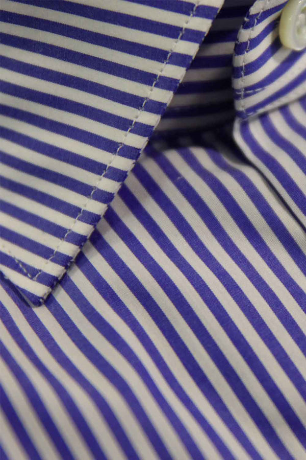 Camicia righe in cotone- BRANCACCIO - Camicia - BRANCACCIO  - Manida Shop Online-[variant_SKU]- [product_description]