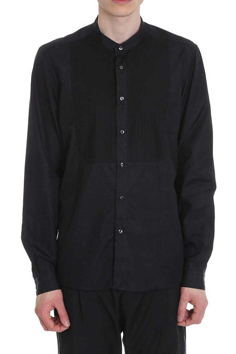 Camicia con plastron - LOW BRAND - Camicia - LOW BRAND  - Manida Shop Online-[variant_SKU]- [product_description]