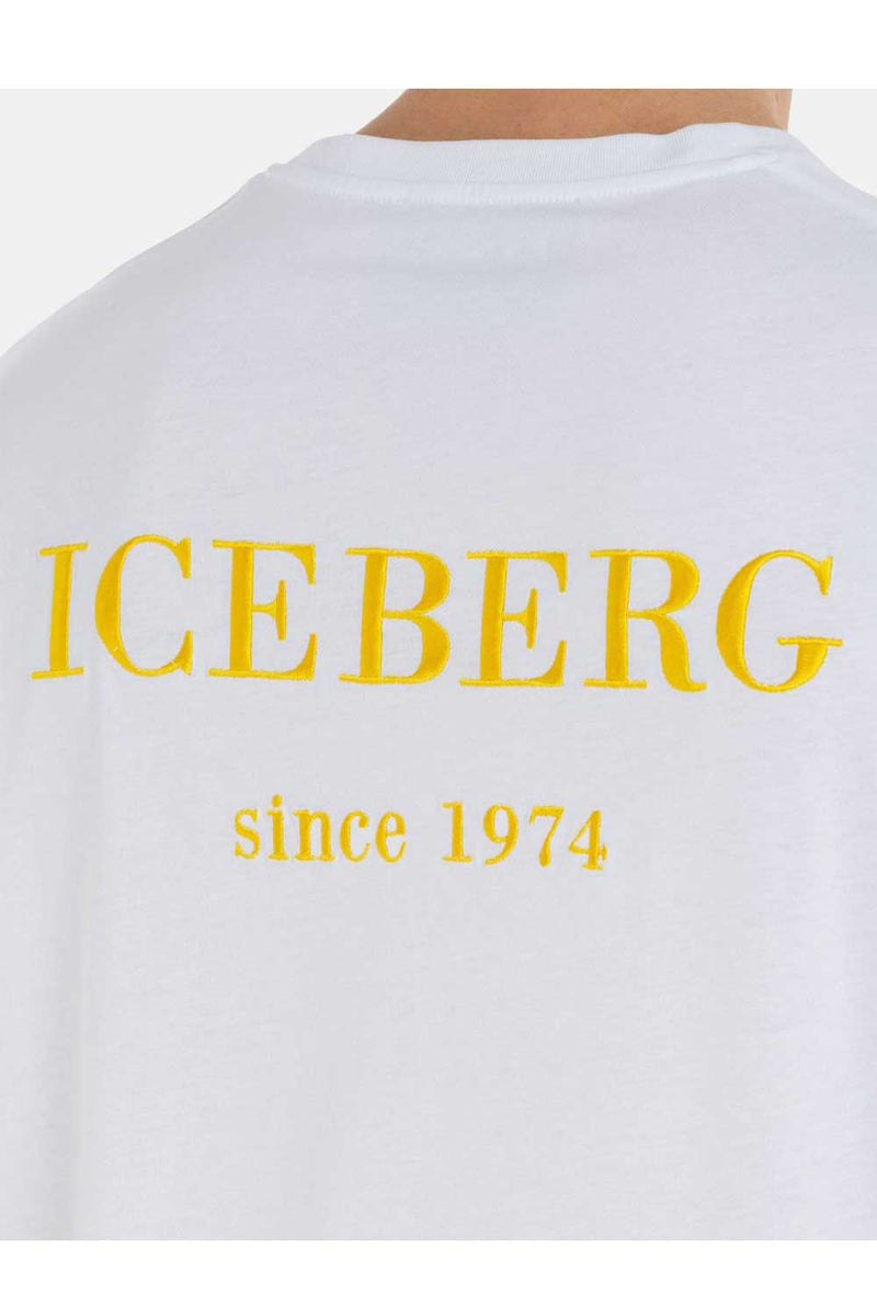 Tshirt capodanno cinese - ICEBERG - T-shirt - ICEBERG  - Manida Shop Online-[variant_SKU]- [product_description]