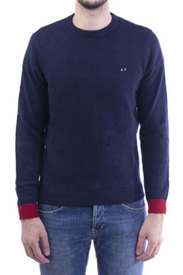 Maglione girocollo- SUN 68 - Maglia - SUN 68  - Manida Shop Online-[variant_SKU]- [product_description]
