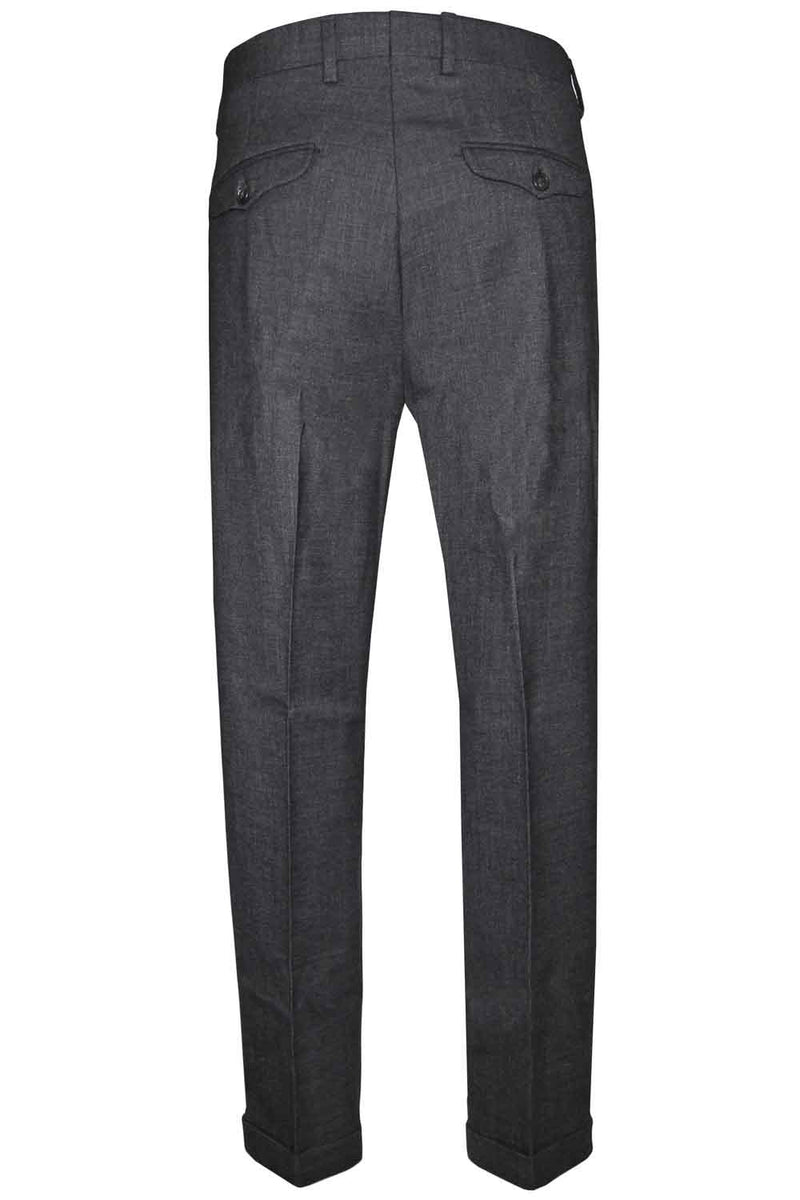 Pantalone grigio- BE ABLE - Pantaloni e jeans - BE ABLE  - Manida Shop Online-[variant_SKU]- [product_description]