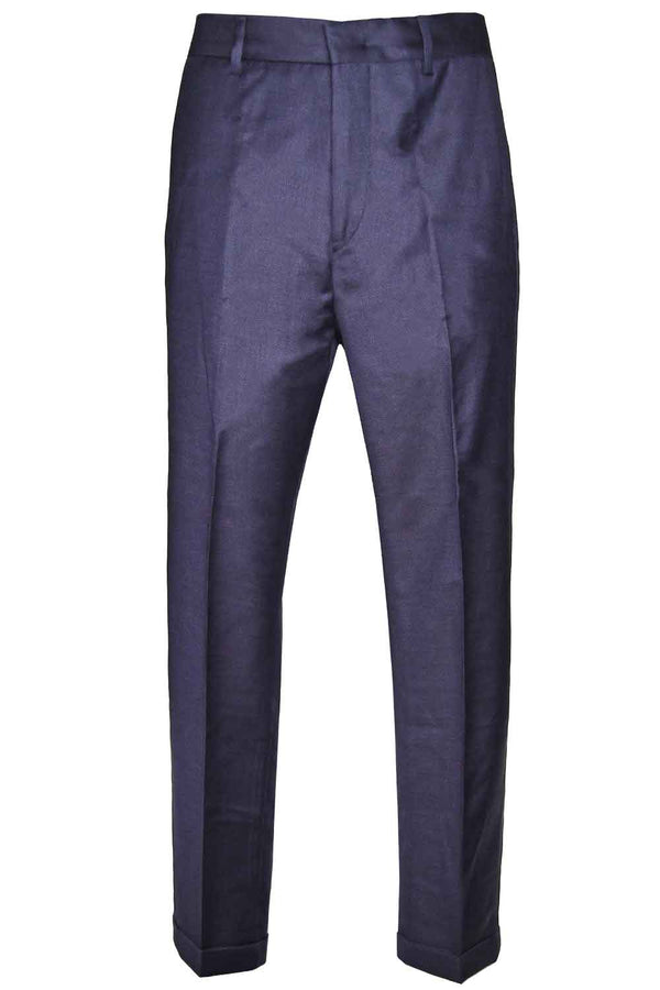 Pantalone blu- BE ABLE - Pantaloni e jeans - BE ABLE  - Manida Shop Online-[variant_SKU]- [product_description]