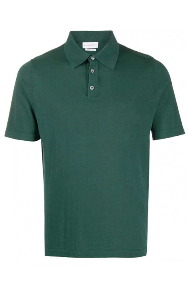 Polo in filo - BALLANTYNE - Polo - BALLANTYNE  - Manida Shop Online-[variant_SKU]- [product_description]