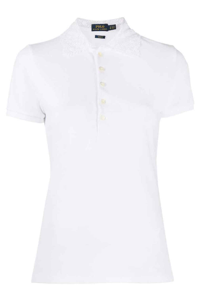 Polo con colletto ricamato - POLO RALPH LAUREN - Polo - POLO RALPH LAUREN  - Manida Shop Online-[variant_SKU]- [product_description]