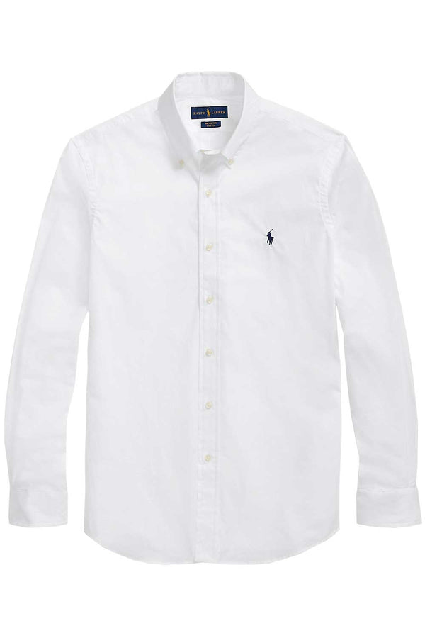 Camicia in cotone - POLO RALPH LAUREN - Camicia - POLO RALPH LAUREN  - Manida Shop Online-[variant_SKU]- [product_description]