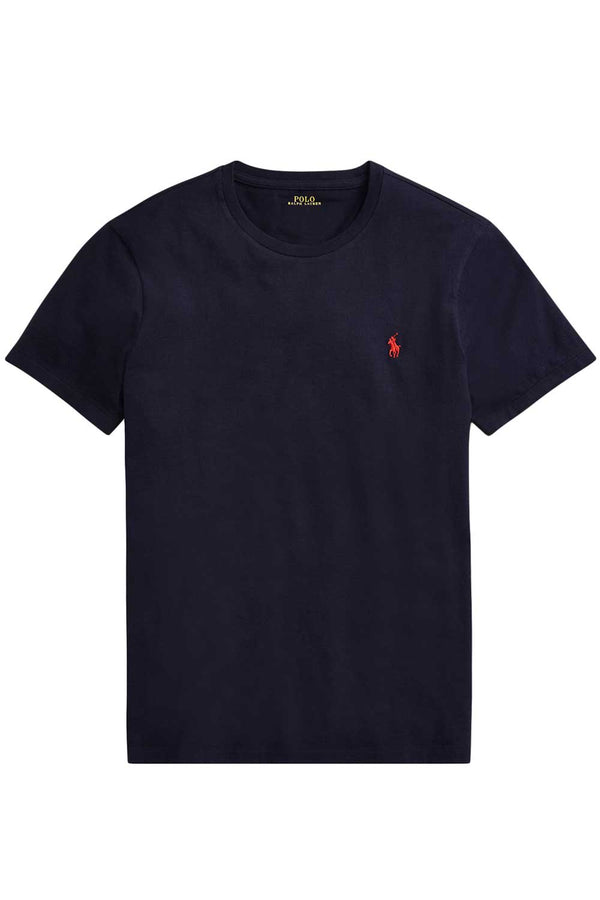Tshirt in nero - POLO RALPH LAUREN - T-shirt - POLO RALPH LAUREN  - Manida Shop Online-[variant_SKU]- [product_description]