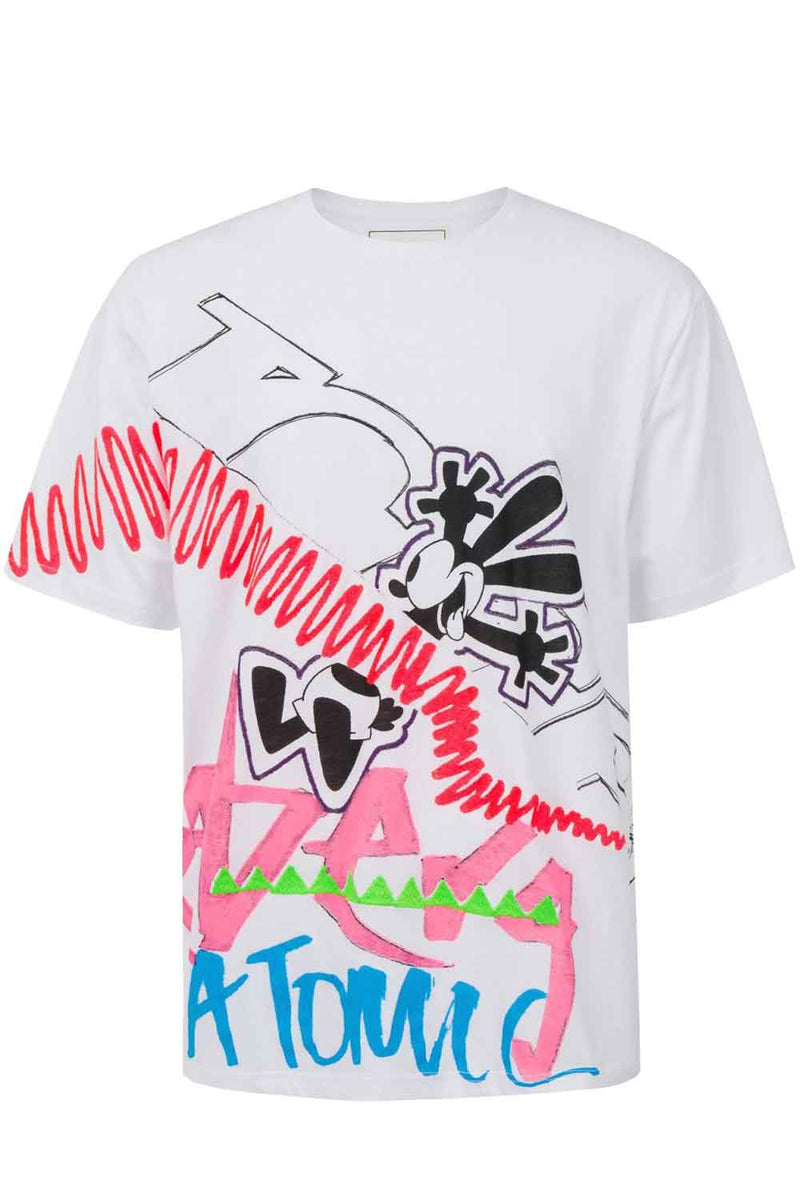 Tshirt oversize- ICEBERG - T-shirt - ICEBERG  - Manida Shop Online-[variant_SKU]- [product_description]