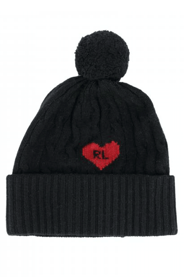 Cappello Cuore-POLO RALPH LAUREN - Cappello - POLO RALPH LAUREN  - Manida Shop Online-[variant_SKU]- [product_description]