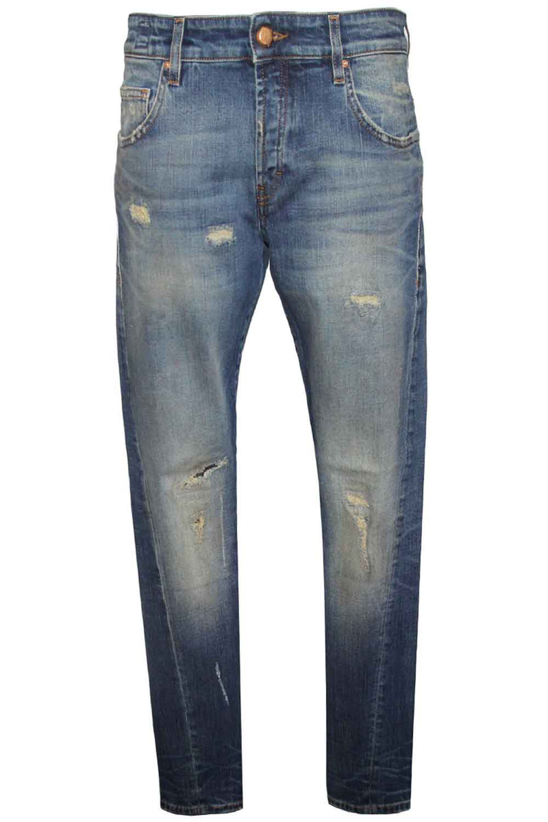 Jeans medio-DON THE FULLER - Pantaloni e jeans - DON THE FULLER  - Manida Shop Online-[variant_SKU]- [product_description]