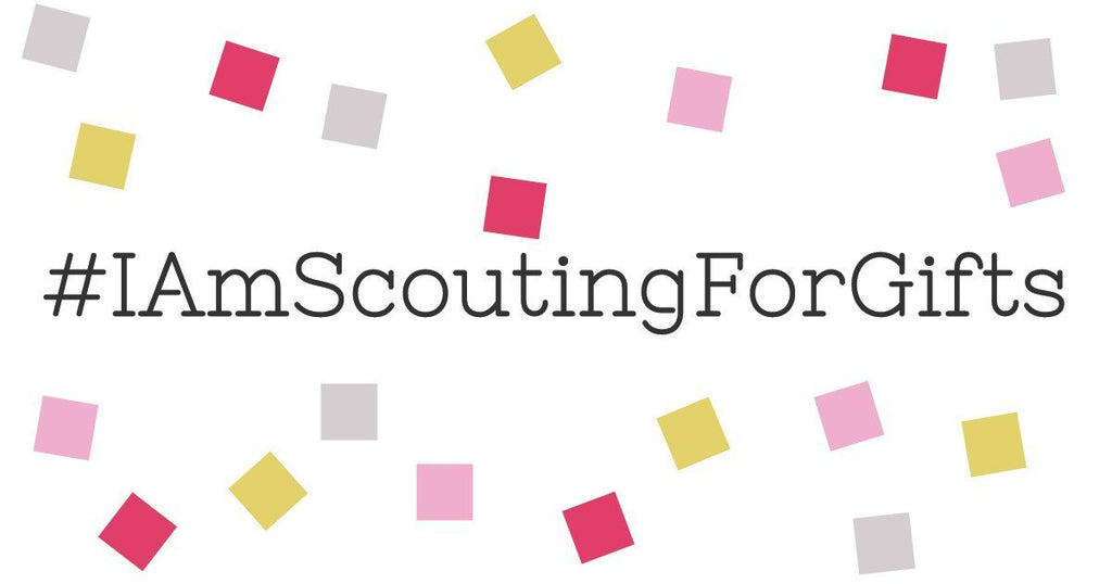 #ScoutingForGifts Competition-Scout & Co