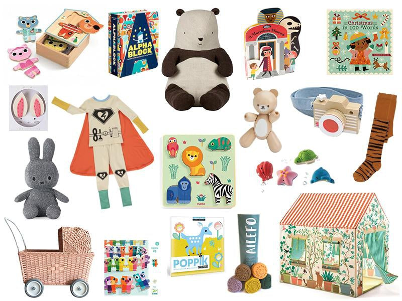 Christmas Gift Guide: 1 and 2 year olds-Scout & Co