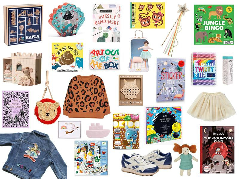 Christmas Gift Guide: 5 and 6 year olds-Scout & Co