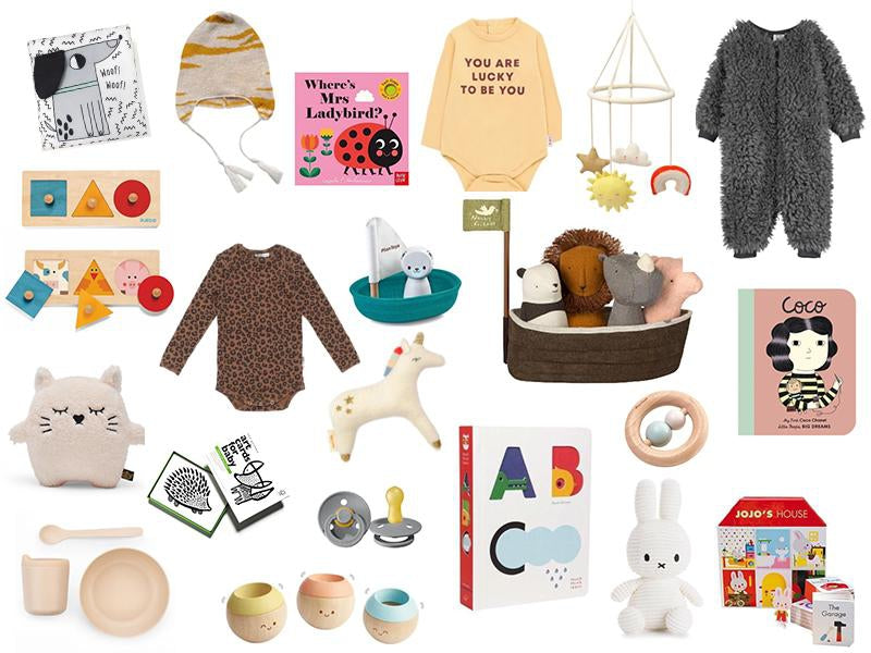 Christmas Gift Guide: Baby's First Christmas-Scout & Co