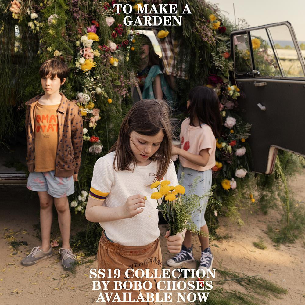 Watch the Bobo Choses SS19 video-Scout & Co