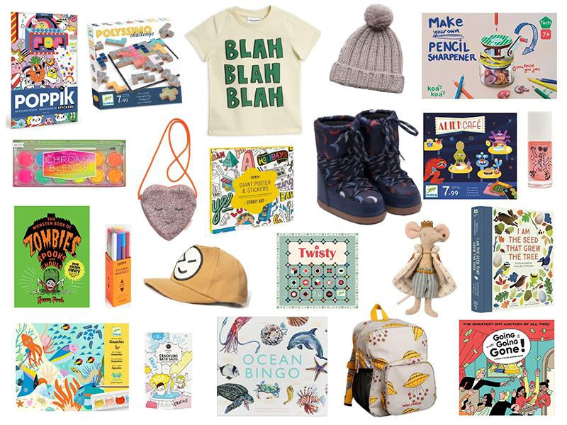 Christmas Gift Guide: 7 and 8 year olds-Scout & Co