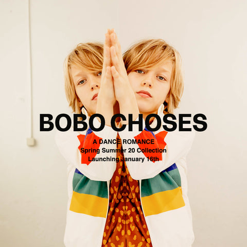 Bobo Choses SS20 Dance Romance