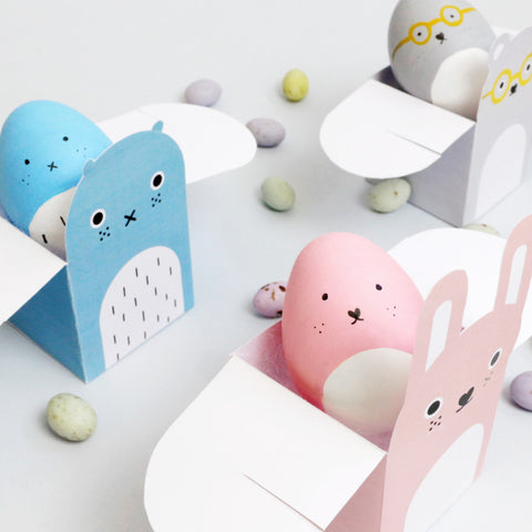 Noodoll Easter DIY