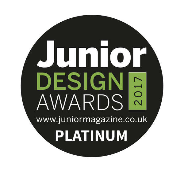 Junior Design awards platinum