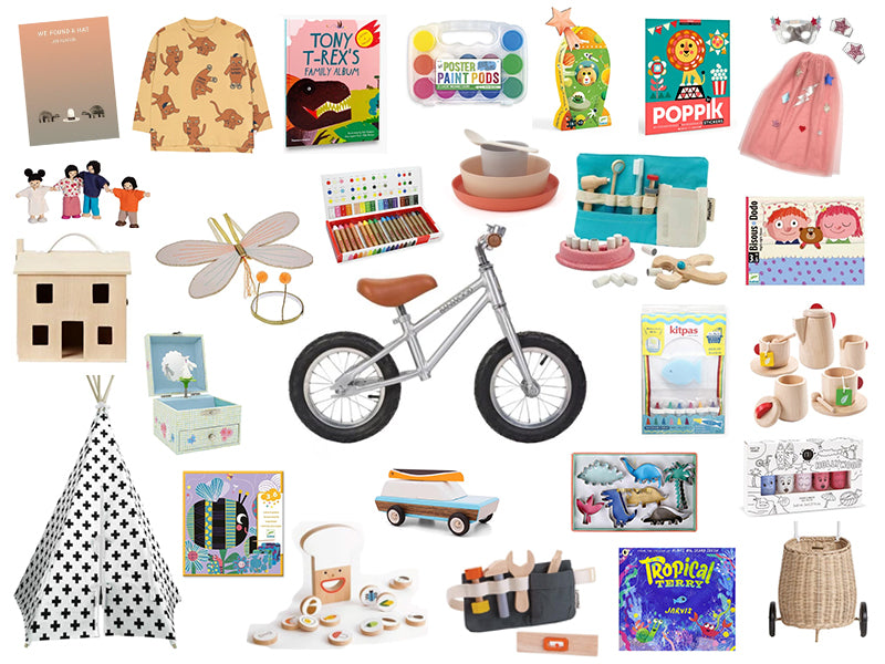 Gifts for 3 and 4 year olds
