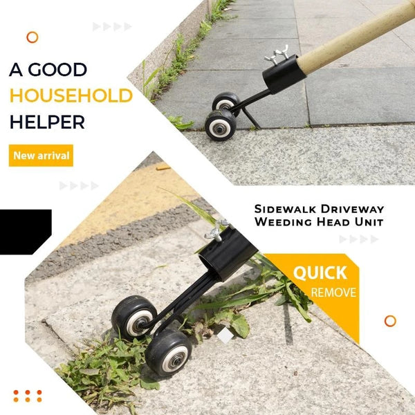 Weeds Snatcher Garden Weeding Head Cutter