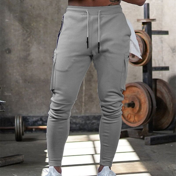 Mens Gym Jogger Sweatpants Trousers