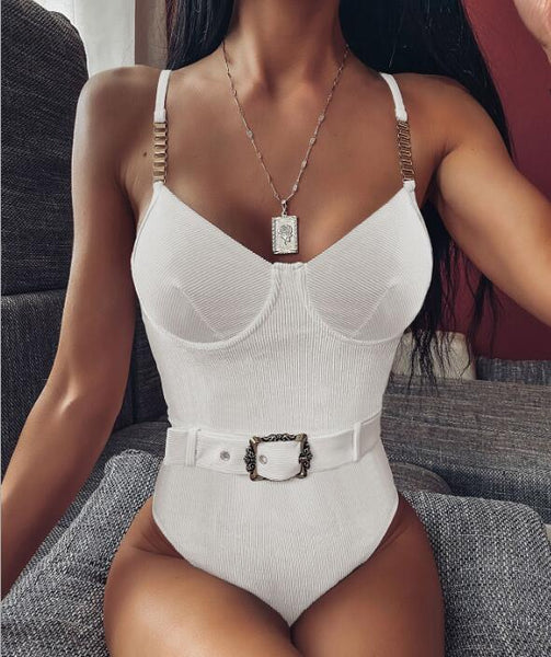 Womens Lingerie Set Jumpsuit