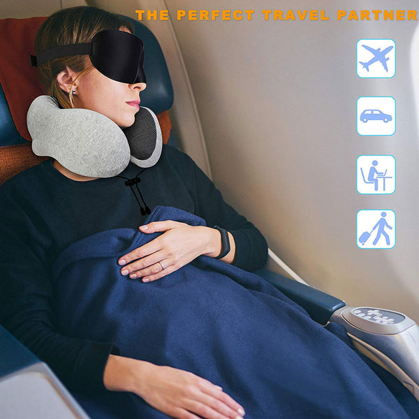 Soft Neck Travel Pillow