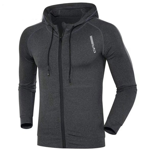 Mens Breathable Training Jacket