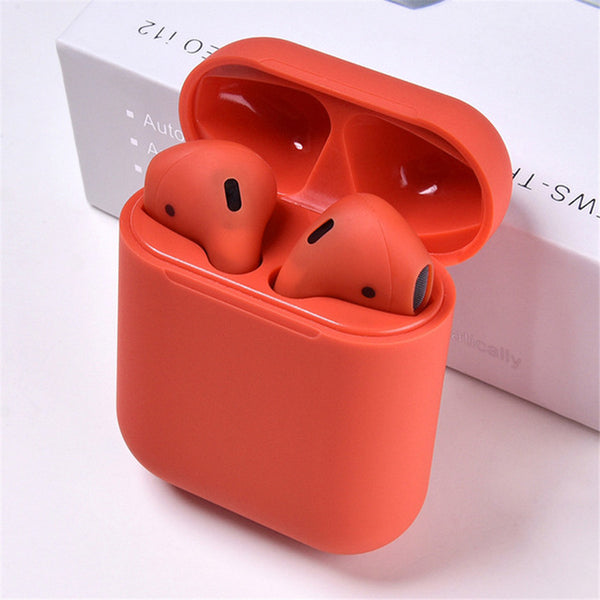 I12 i30 TWS Wireless Bluetooth Earphones