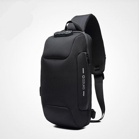 Multifunctional Anti theft Crossbody Bag