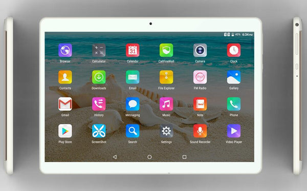 10.1 inch Android Tablet
