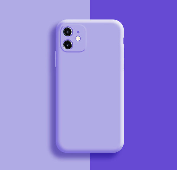 Liquid Silicone Case For iPhone 11 Pro Max Case