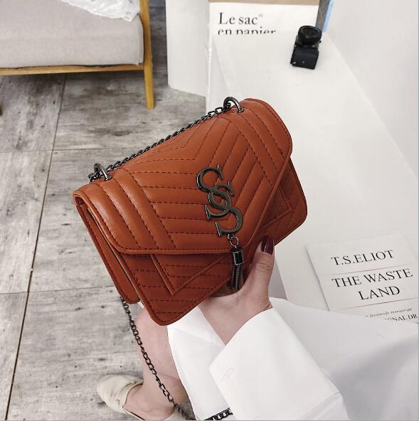 Chain Bag Crossbody for Women Luxury Bag