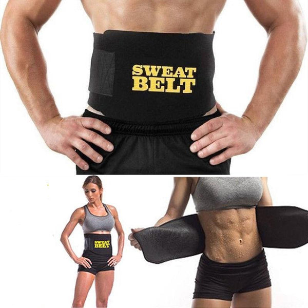 Body Shaper Waist Trainer Sweat Belt