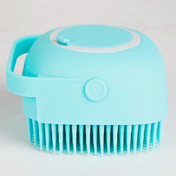 Soft Pet Bath Brush Comb