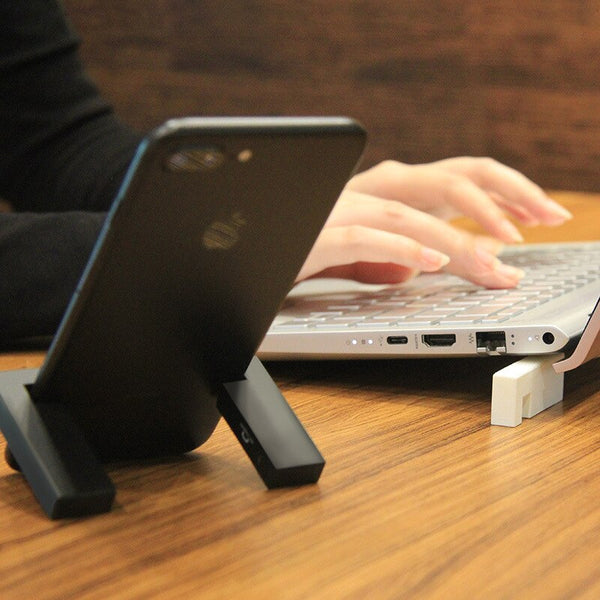 Portable Magnetic Phone Holder