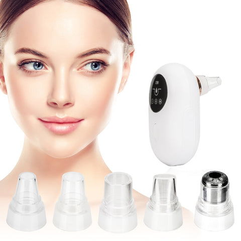 Face Care Blackhead Remover Vacuum Pore Suction Cleaner