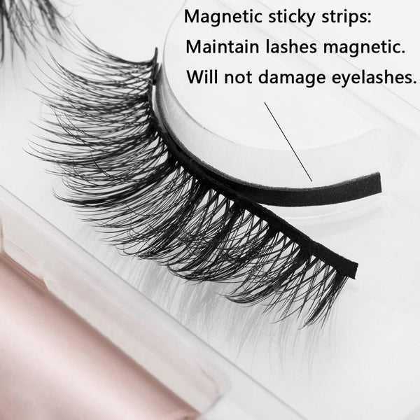Magnetic Eyelashes 3D Mink Eyelash
