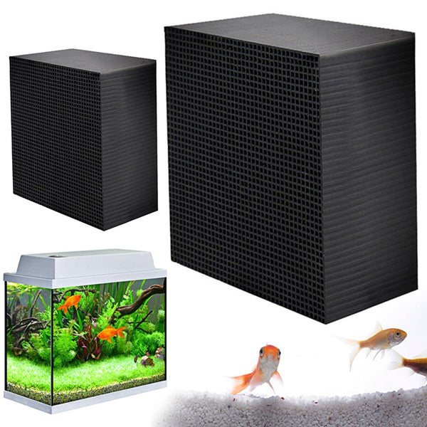 Activated Carbon Water Filter Eco-Aquarium Water Purifier