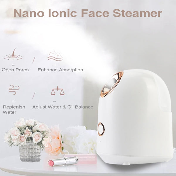 Face Steamer Facial Cleaner Hydrating Anti-aging Skin Care