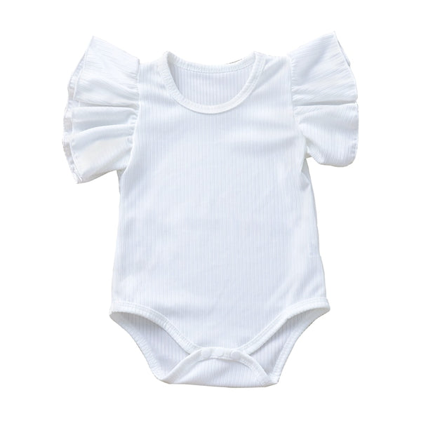 Newborn Baby Girl Body Suit Romper