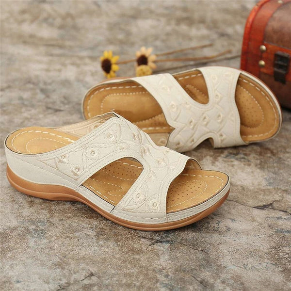 Summer Women Premium Orthopedic Open Toe Sandals