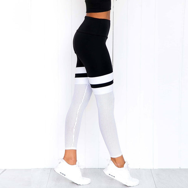 Women Fitness Leggings Casual Workout Stretchy Leggings