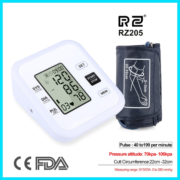 Household Professional Arm Blood Pressure Monitor