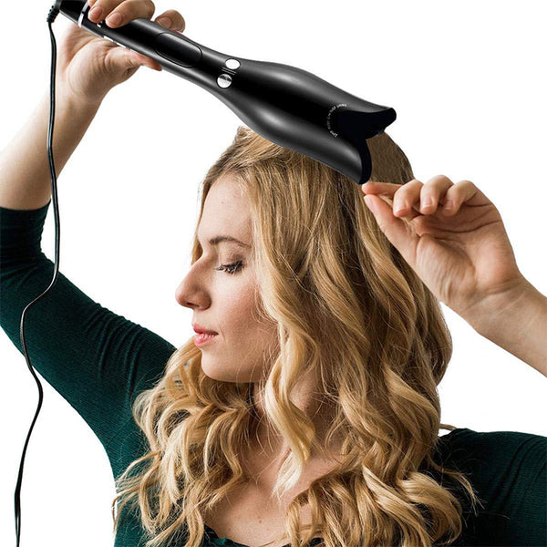 Automatic Curling Wand Iron Hair Curler