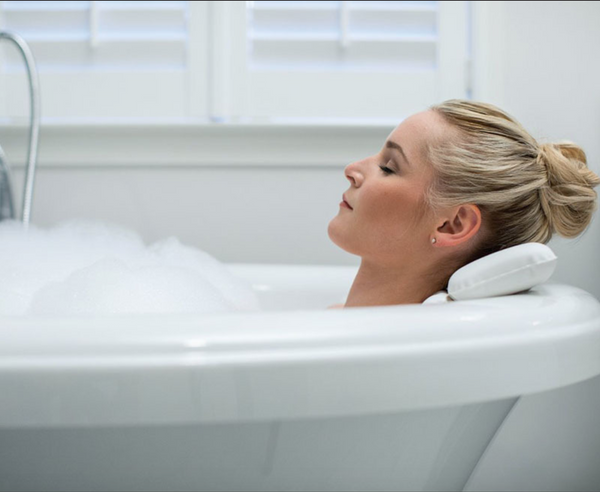 Luxury Home Bathtub Pillow