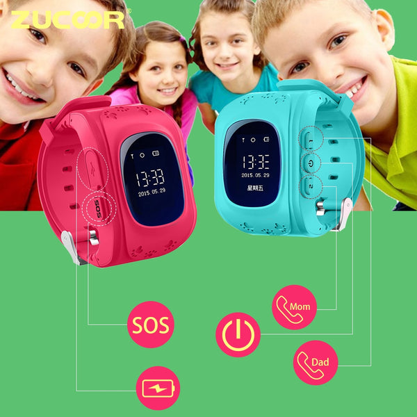 Children Kids Smart Watch Wristwatch