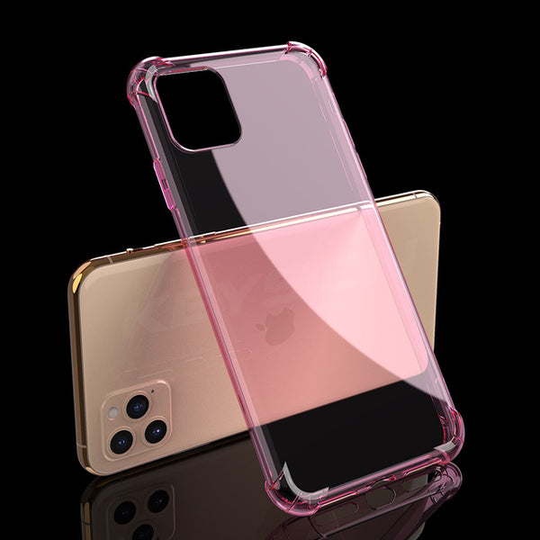 iPhone Shockproof Transparent Case