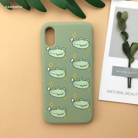 'Green for Screen' iPhone Case